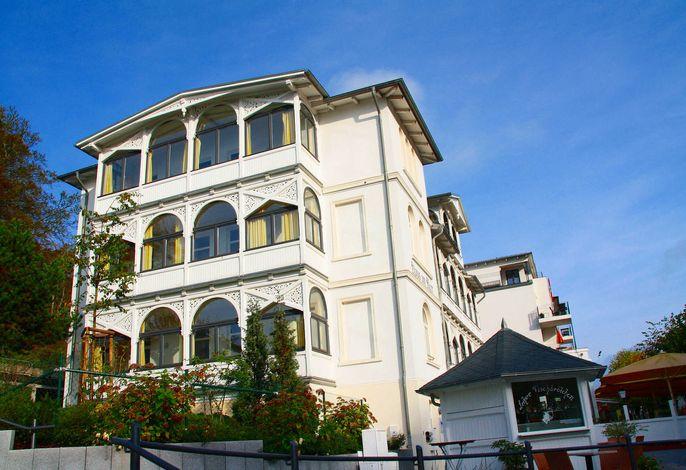Haus am Meer, Wintergarten-App. 5, strandnah