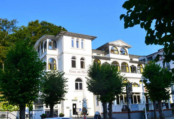 Haus am Meer, Wintergarten-App. 4, 2 SZ, strandnah