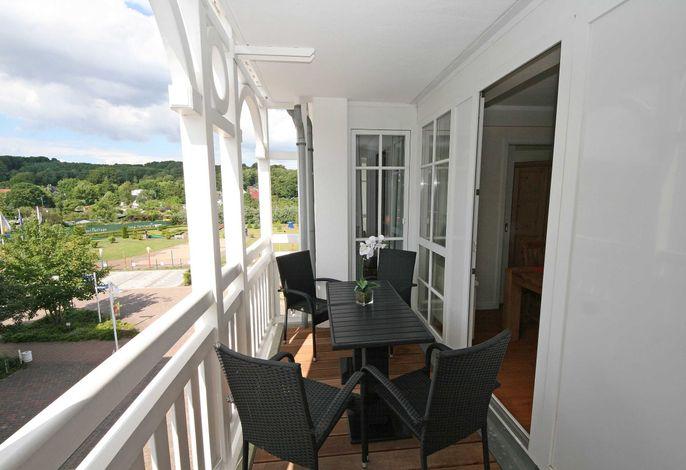 H: Seepark Sellin - Haus Altensien Whg 465 mit Balkon