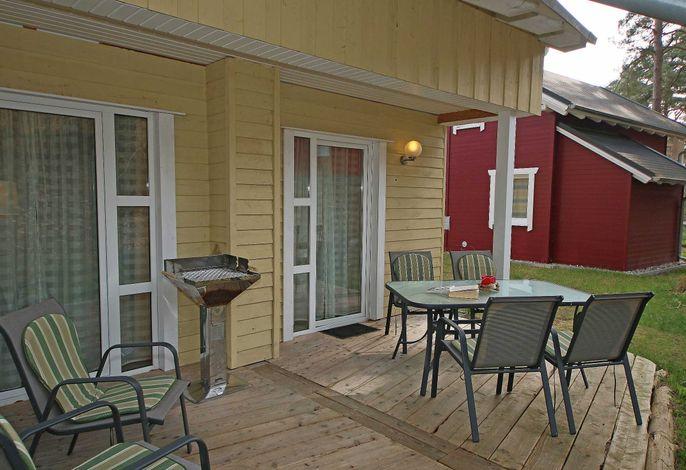 W: Strandhaus Dünenweg 62 mit Terrasse/Sauna/Kamin