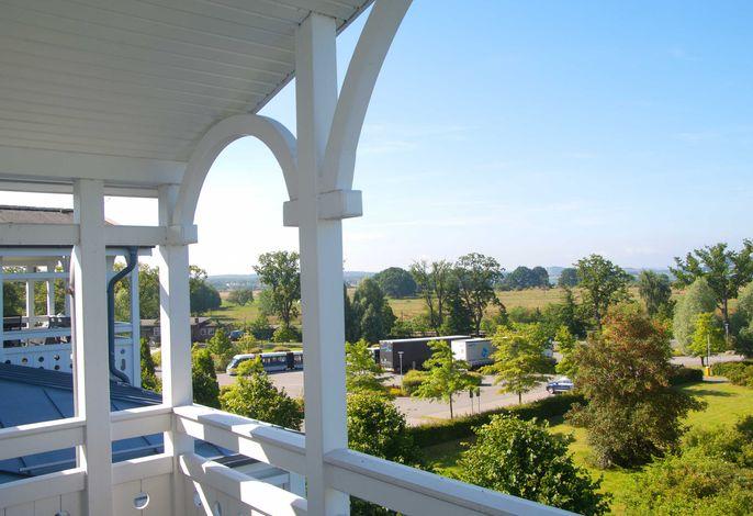 Buskam mit Seeblick und  Balkon