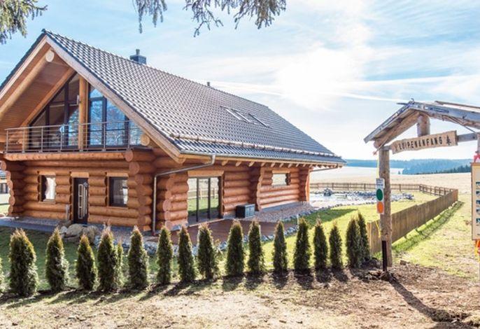 Naturstammhäuser Zum Brockenbäcker
