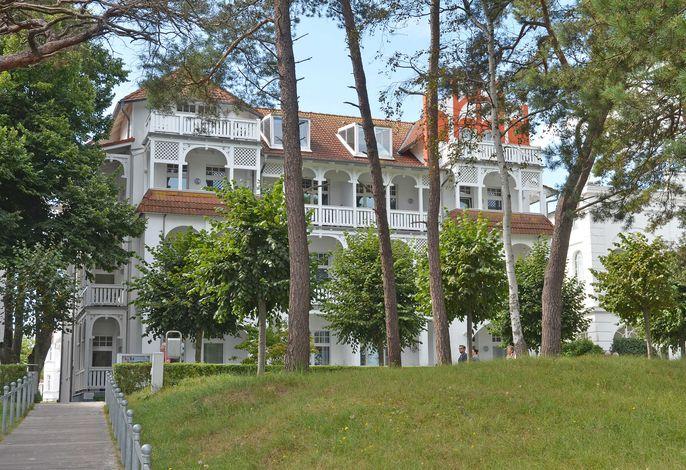 Villa Strandidyll F 631 WG 07 mit spektakulärem Meerblick