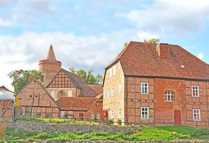 Ferienwohnung Burg Stargard SEE 8341