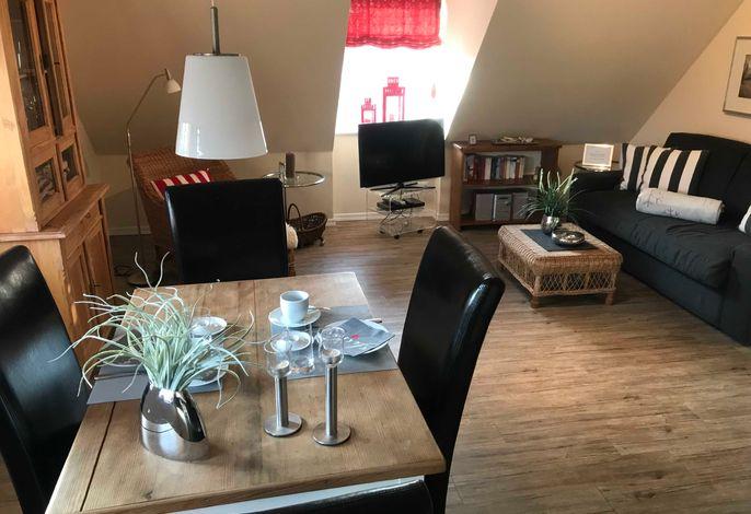 Zwei-Zimmer-Appartement  an der Braderuper Heide