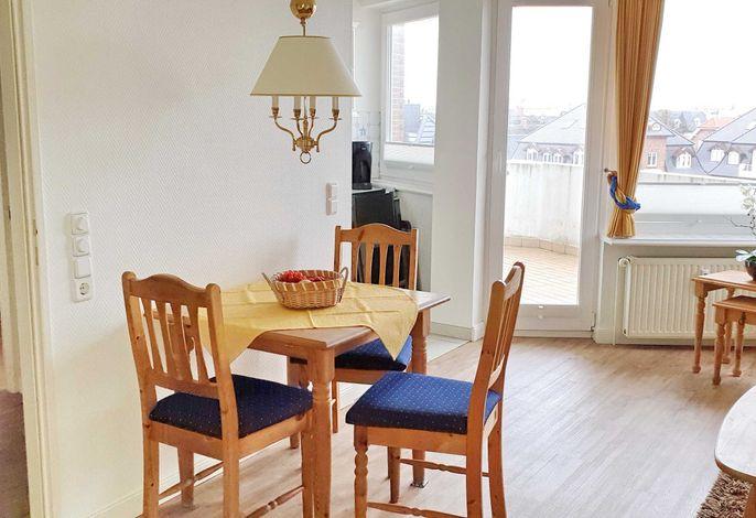 Nordmarkhof 2-Zimmer-Wohnung