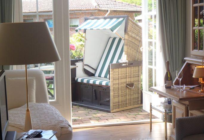 großes DZ Nr. 5 mit Terrasse