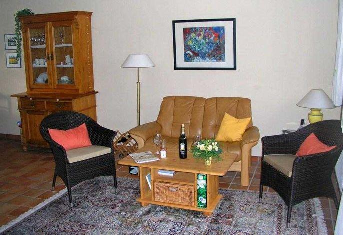 Wohnung Wattblick im Haus Friesenhof