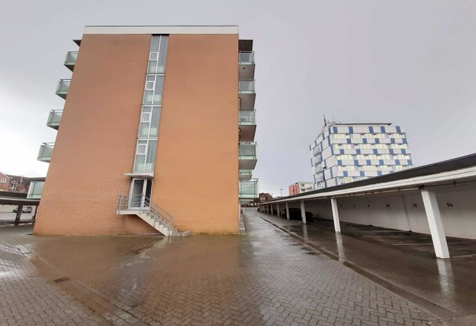 Haus Nordland zentrumsnah  App. 3 (Gilgasch)