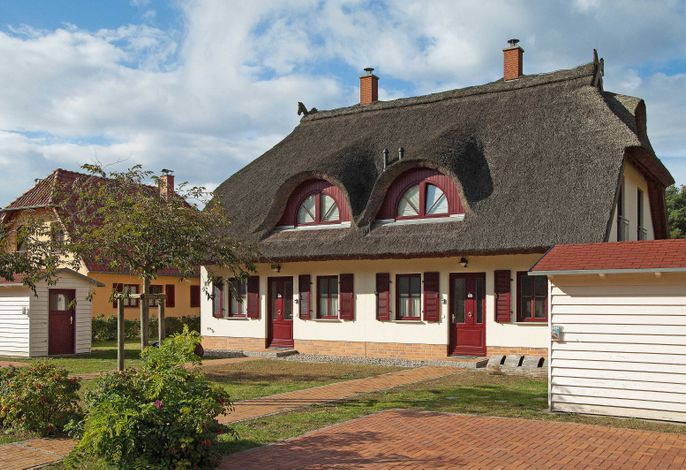 Dünresidenz Glowe Haus  Lena 200 m  zur Ostsee