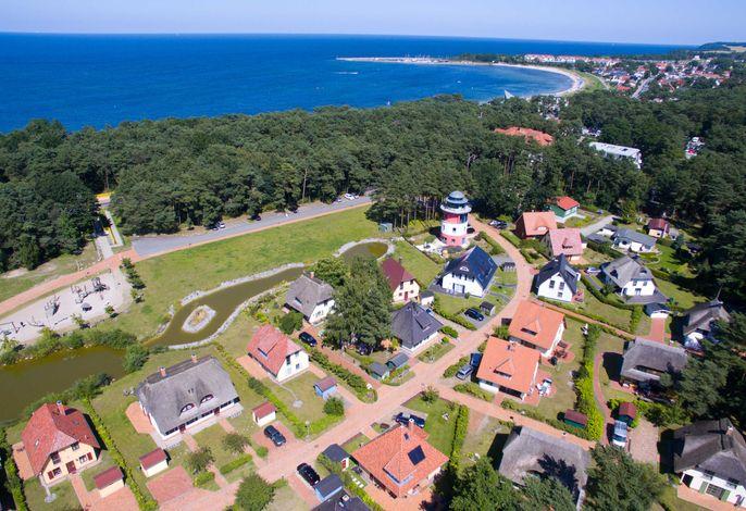 Dünenresidenz  Glowe Haus Luisa  zum Strand 200 m
