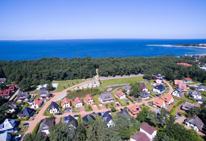 Dünenresidenz  Glowe  Haus Marie Top Lage  200 m  zum Strand