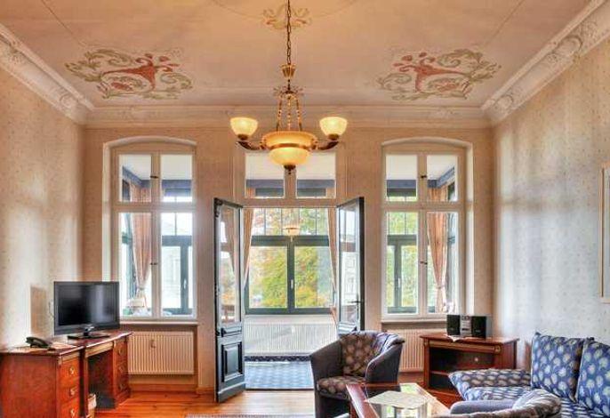 SEETELHOTEL Villa Waldesruh - Wohnen