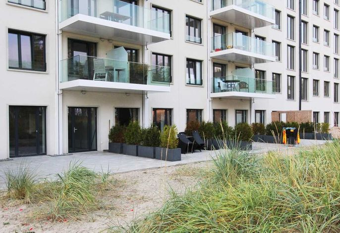 F-1097 Apartment Arche-Maris in Prora