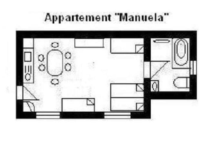 Haus OM für 1-19 Personen, 23km bis FFM-Nord