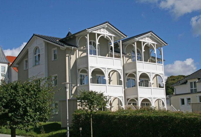 H: Villa Wilhelmine Whg. 04 mit Balkon