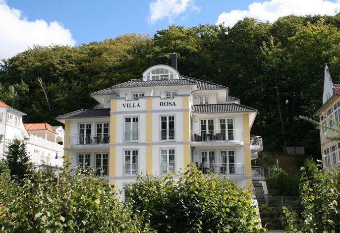 H: Villa Rosa Whg. 16 Meereszauber mit 2 Dachterrassen