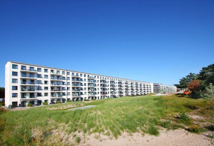 Urlaub am schönsten Strand Rügens - in Prora
