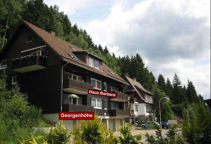 Haus Barbara - Ferienwohnung Georgenhöhe