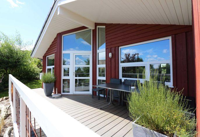 Dänisches Ferienhaus Solbakken - SORGENFREI BUCHEN*