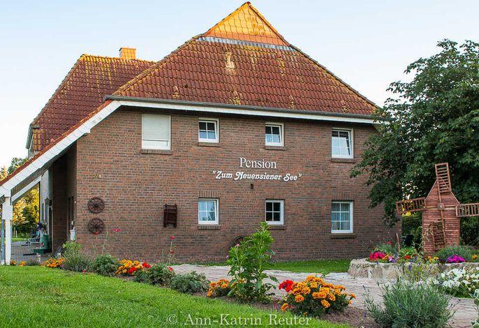 Lancken Granitz - Pension Zum Neuensiener See - RZV