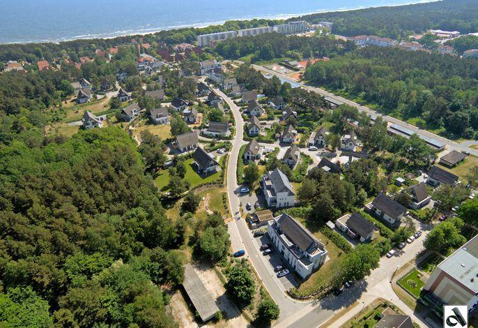 Karlshagen - Kapitänsweg 2 Kajüte 03 (5*)