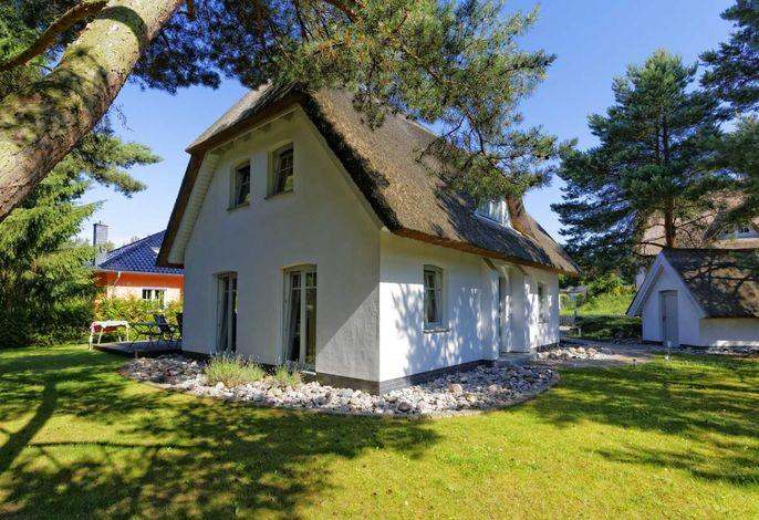 Usedomtourist Trassenheide Am Walde 10d Haus Opal