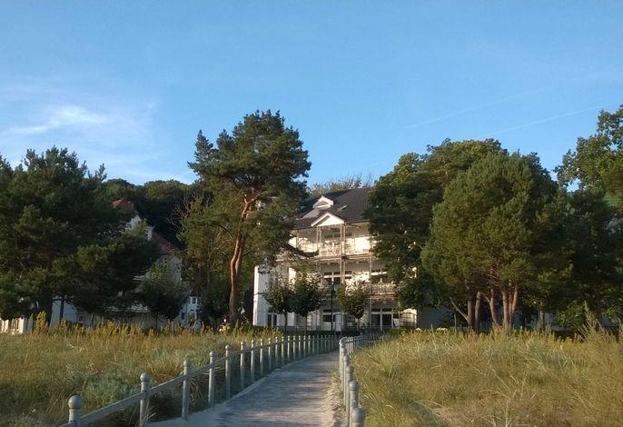 Ferienwohnung Villa Stranddistel im Ostseebad Binz, Rügen