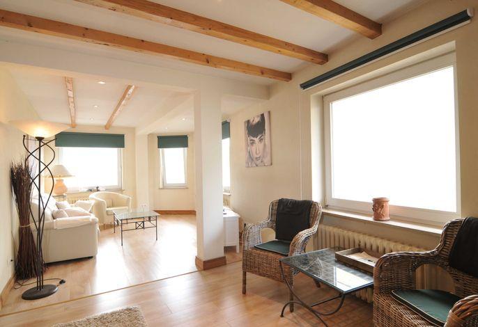 Die Suite 2 Wohnbereich