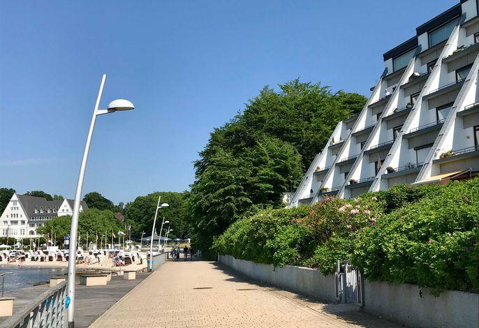 Ferienwohnung Strandkieker - SORGENFREI BUCHEN*