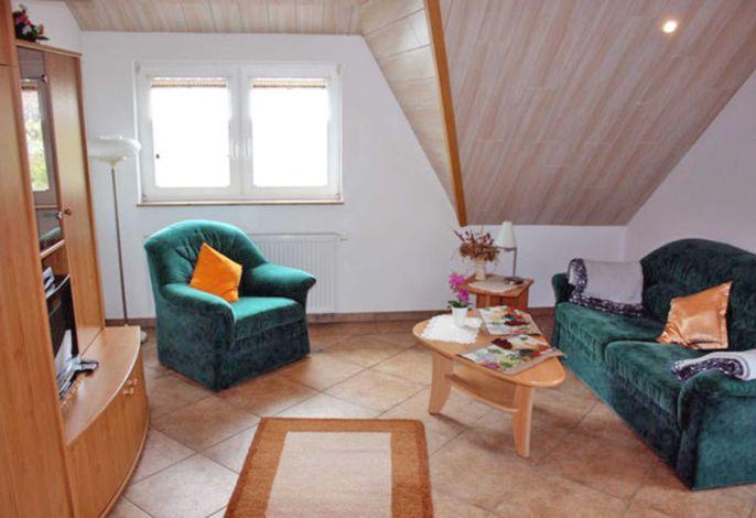 Wohnzimmer mit Polstermöbel