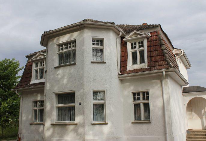Villa Greta und Ferienhaus in der Seestraße