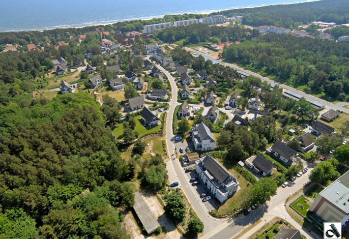 Usedomtourist Karlshagen - Kapitänsweg 12 (5*)