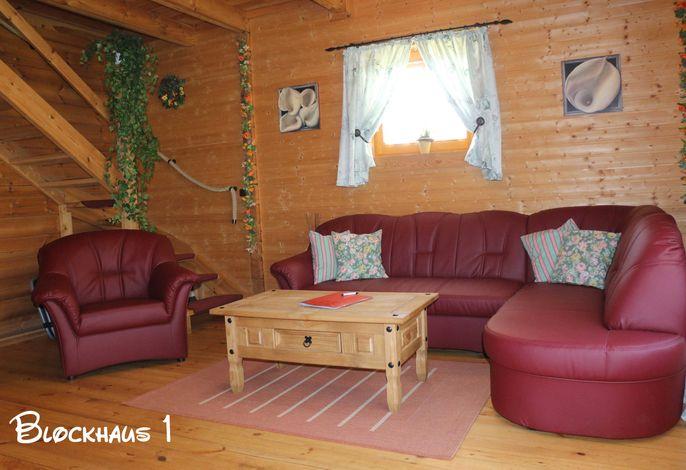 Der Fuchsbau Blockhaus 1