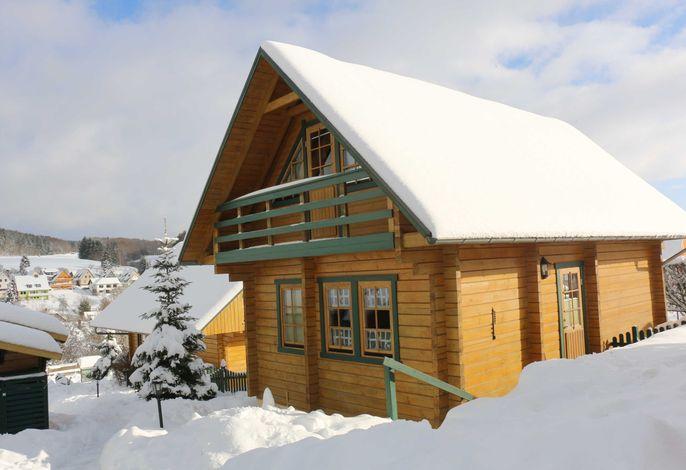 Der Fuchsbau Blockhaus 2