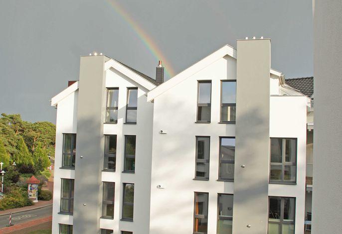 Strandvilla Baabe F 635 WG 16 mit  großer Terrasse