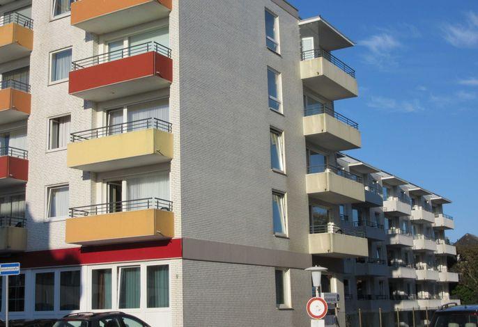 Haus Dünenburg,  Appartement  Nr. 1