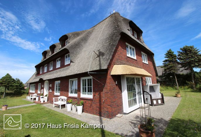 Haus Frisia Kampen (Hund erlaubt)
