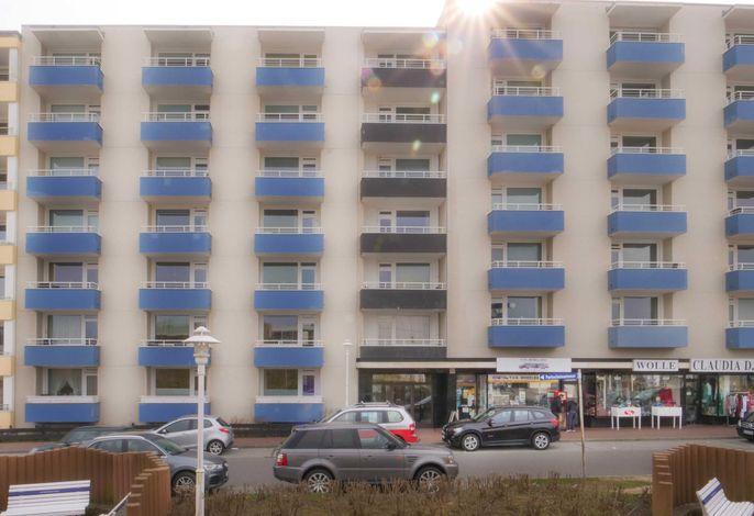 Haus Atlantik, Wohnung 37