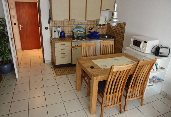 Appartement 2, Holsteinhaus Westerland / Sylt