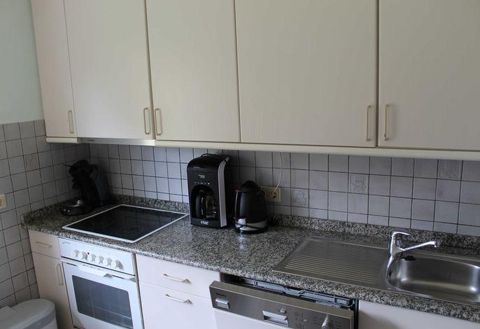 Wohnung Nr. 2  Küche