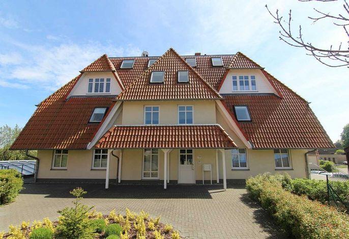 Breege - Hafenhäuser Breege - WE 18 Ankerplatz- RZV