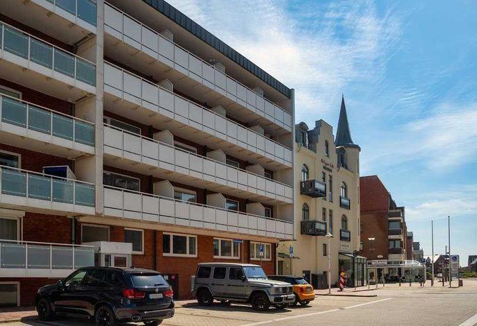 FeWo Familie Gloe, Apartment 22 -Kleiner Meerblick-