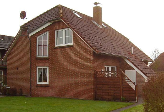 Ferienhaus in Nessmersiel 200-129a