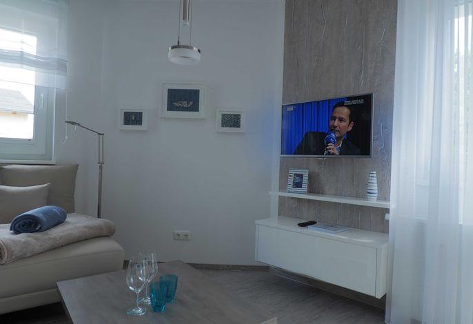 TV und WLAN im Wohnbereich