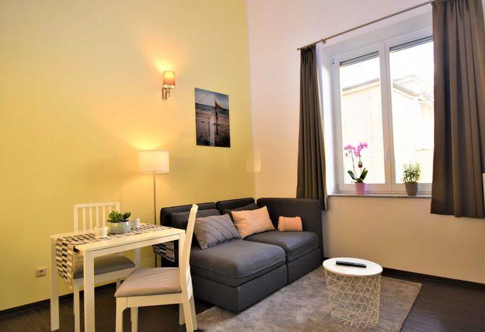 Apartment Lotse Sitzecke