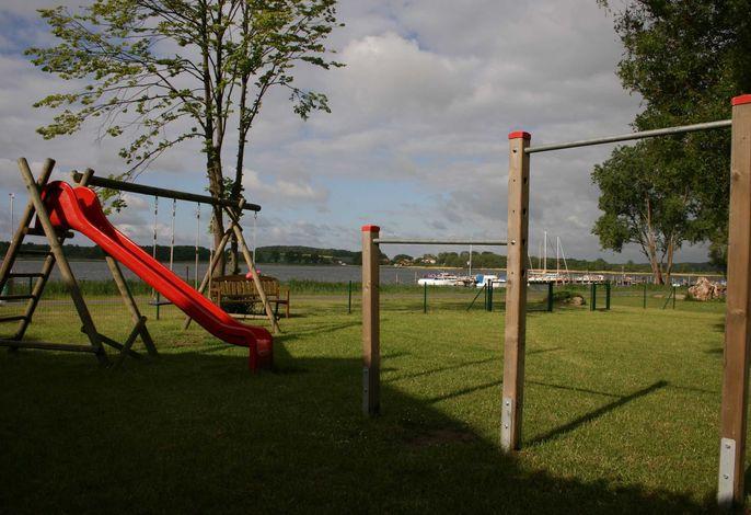 A: Ferienwohnung 11 Am Selliner See