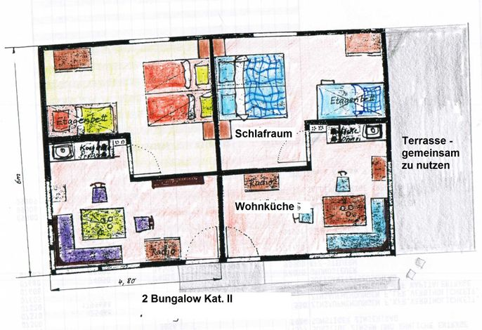 Kat. II Bungalow 21