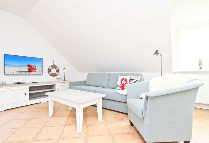 Couchgarnitur im Wohnzimmer