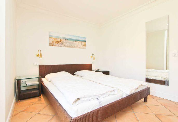 Doppelbett mit 2 einzelnen Matratzen